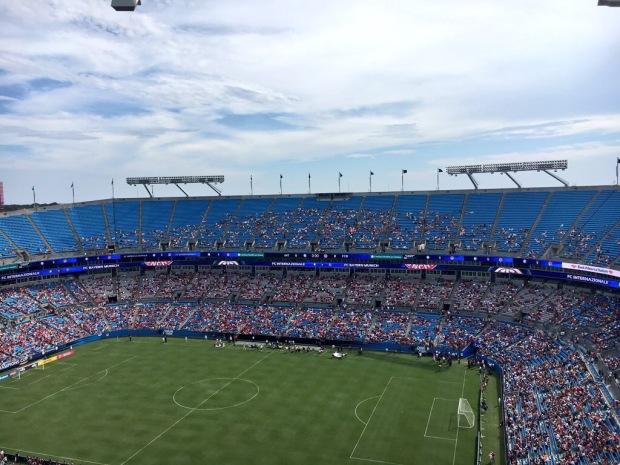 UEFA Soccer Game Charlotte NC