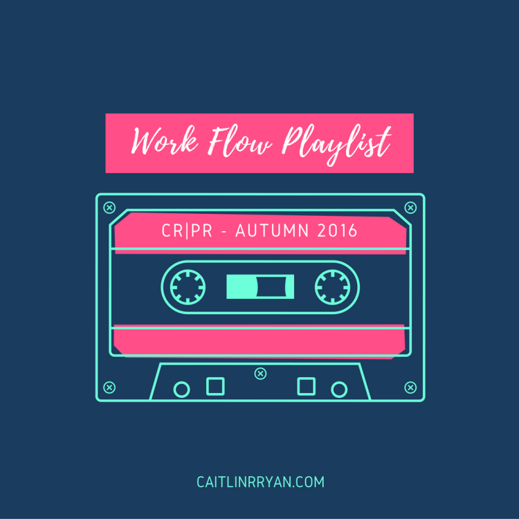 Fall 2016 Work Flow Playlist