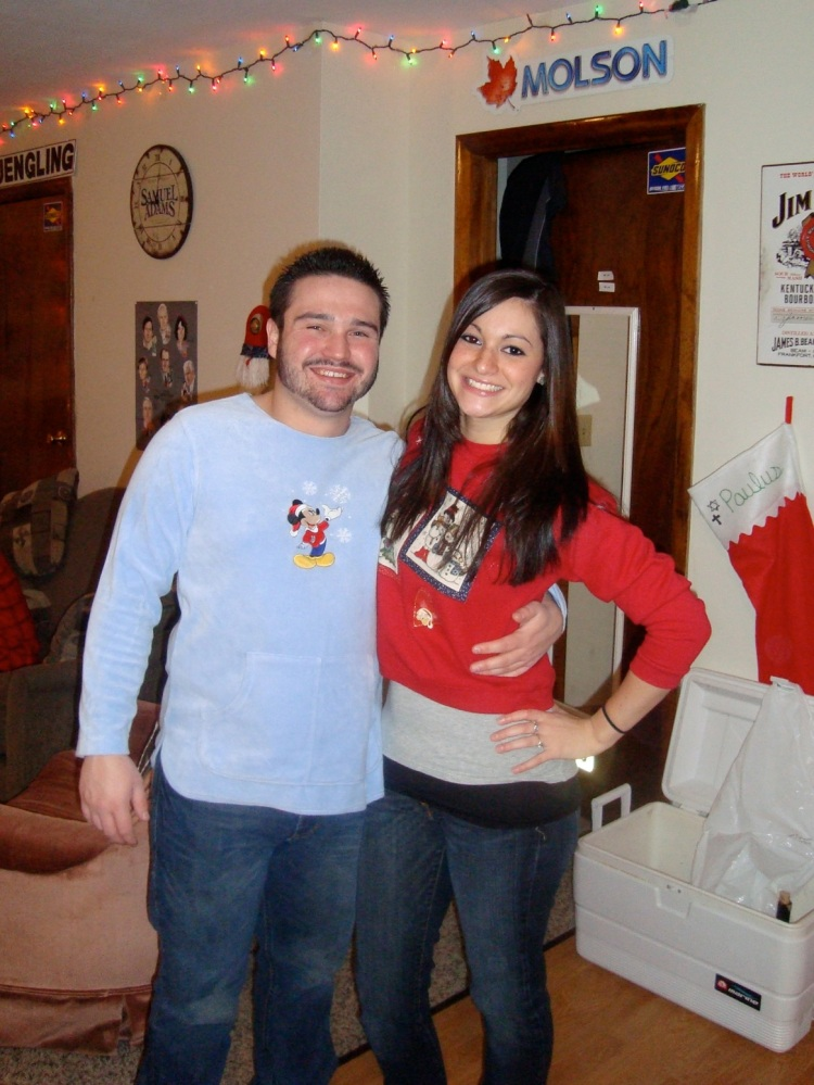 Ugly Christmas Sweater Party, SUNY Cortland