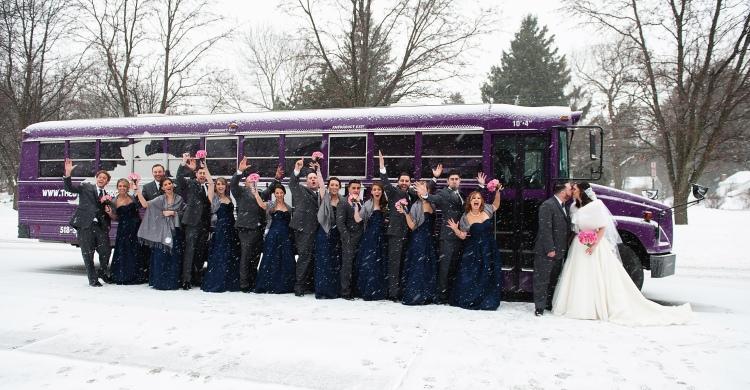 Giddy Up bus Saratoga Springs, NY