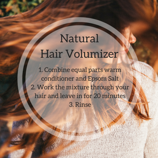 DIY Hair Volumizer