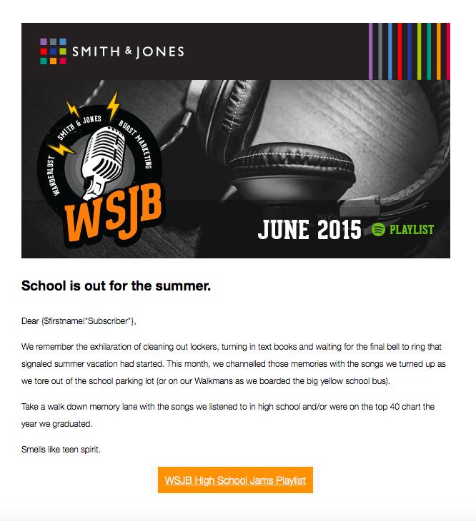 SJ June Email