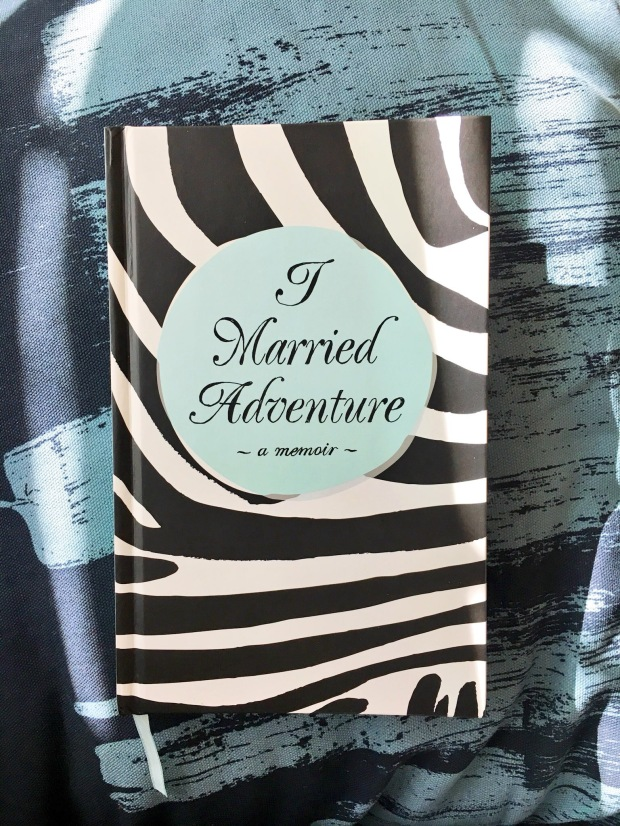 I Married Adventure Kate Spade