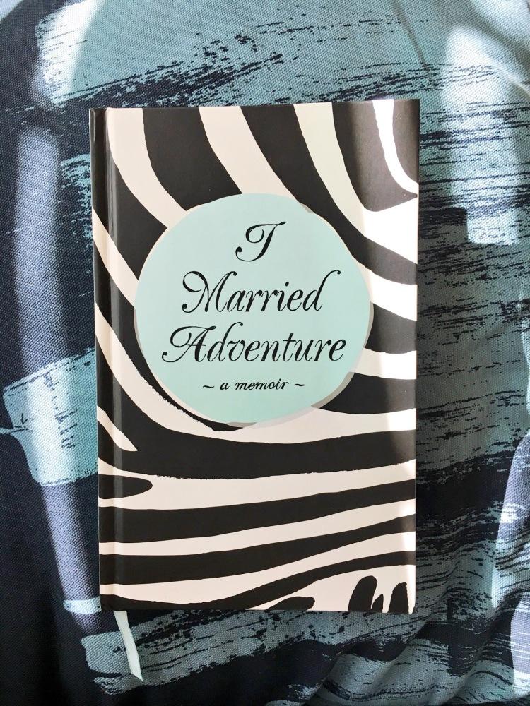 I Married Adventure Kate Spade